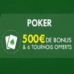 Découvrez le bonus Unibet Poker