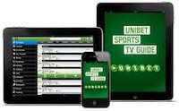 Profitez du streaming d'Unibet