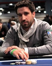 xXxTheArtistxXx alias Amaury Grelot sur Unibet poker