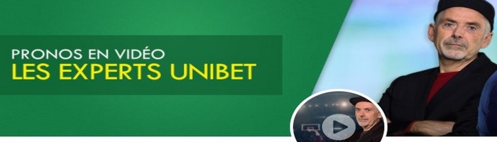 Retrouvez les pronos basket de George Eddy sur Unibet Money Time